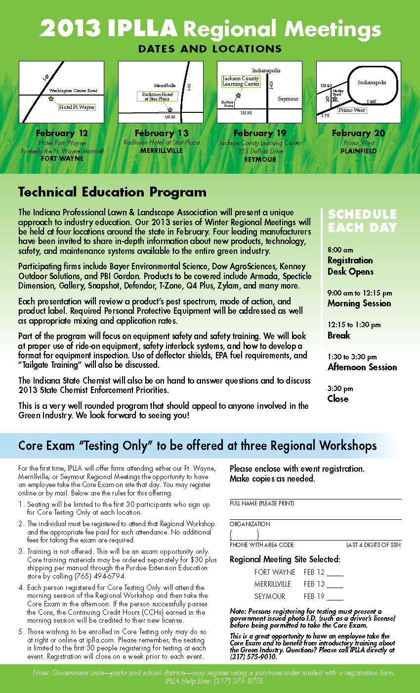 Full Event Brochure-2013 Regional Workshop