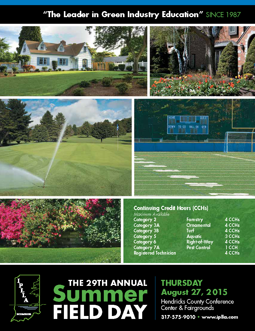2015 Summer Field Day Brochure